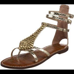 Sam Edelman gladiator sandals 7.5